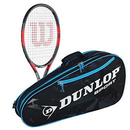 Tennise mängimiseks