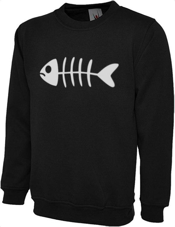 Fishbone kampsun