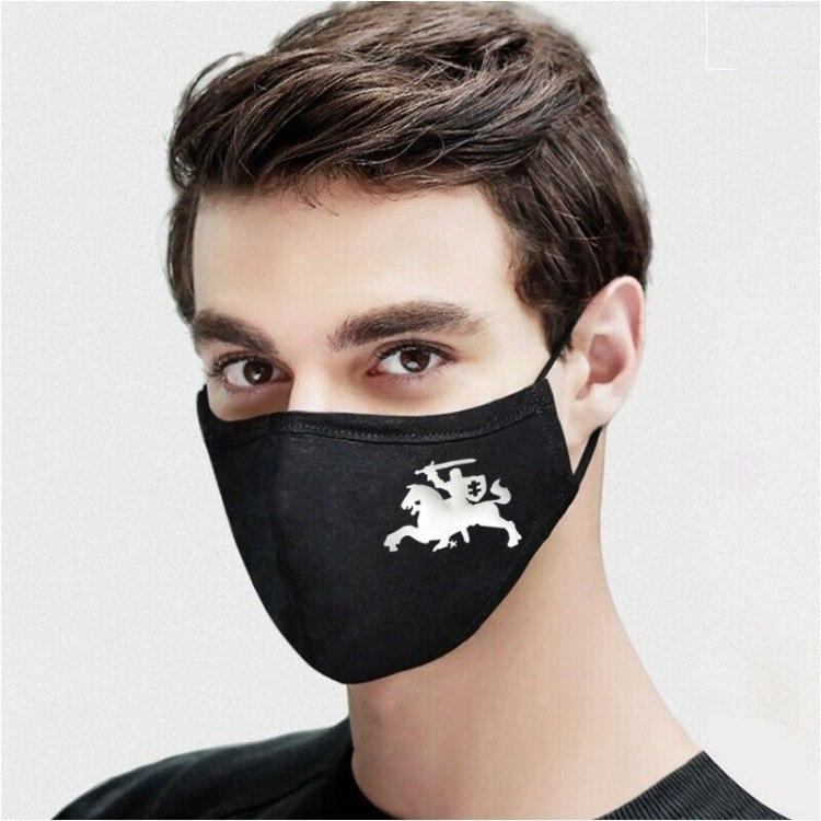 Vytis kahekihiline mask