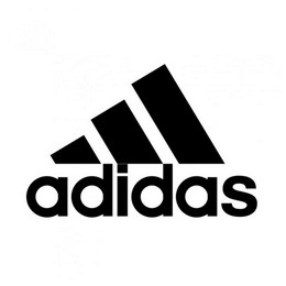 Adidas Spordi taustkleebis 15 x 10 cm