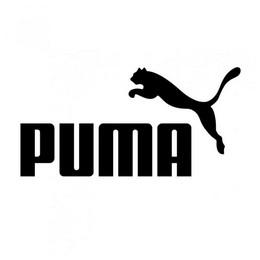Puma ilma taustata kleebis 15 x 8 cm