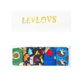 LEVLOVS sokikomplekt (5tk.)