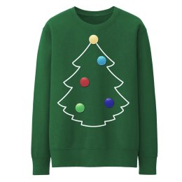 Džemperis jõulupuu