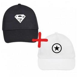 2 kübarad: Superman + Star
