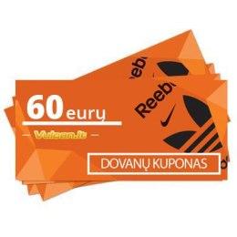 Dovanų kupong 60 €
