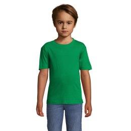 Laps. Roheline särk